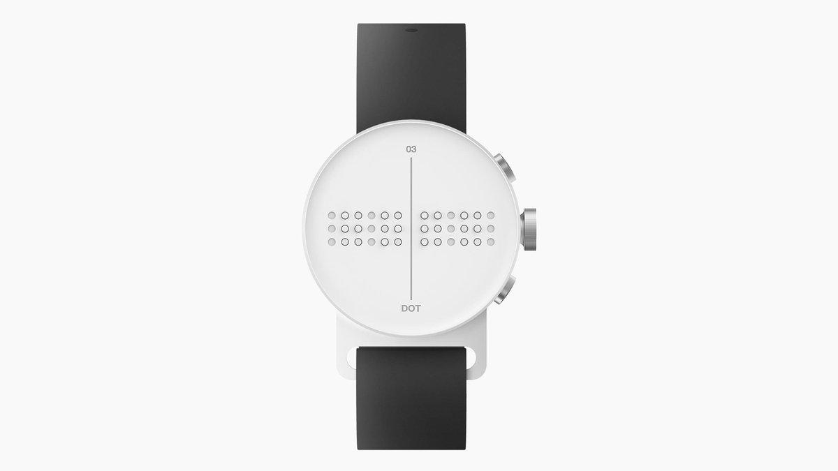Dot Smartwatch vista frontal