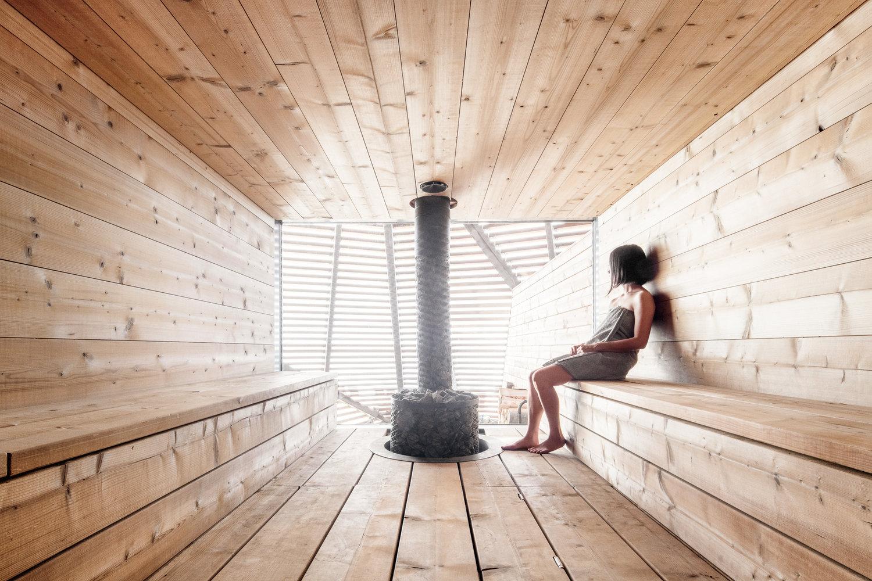 Sauna de Helsinki