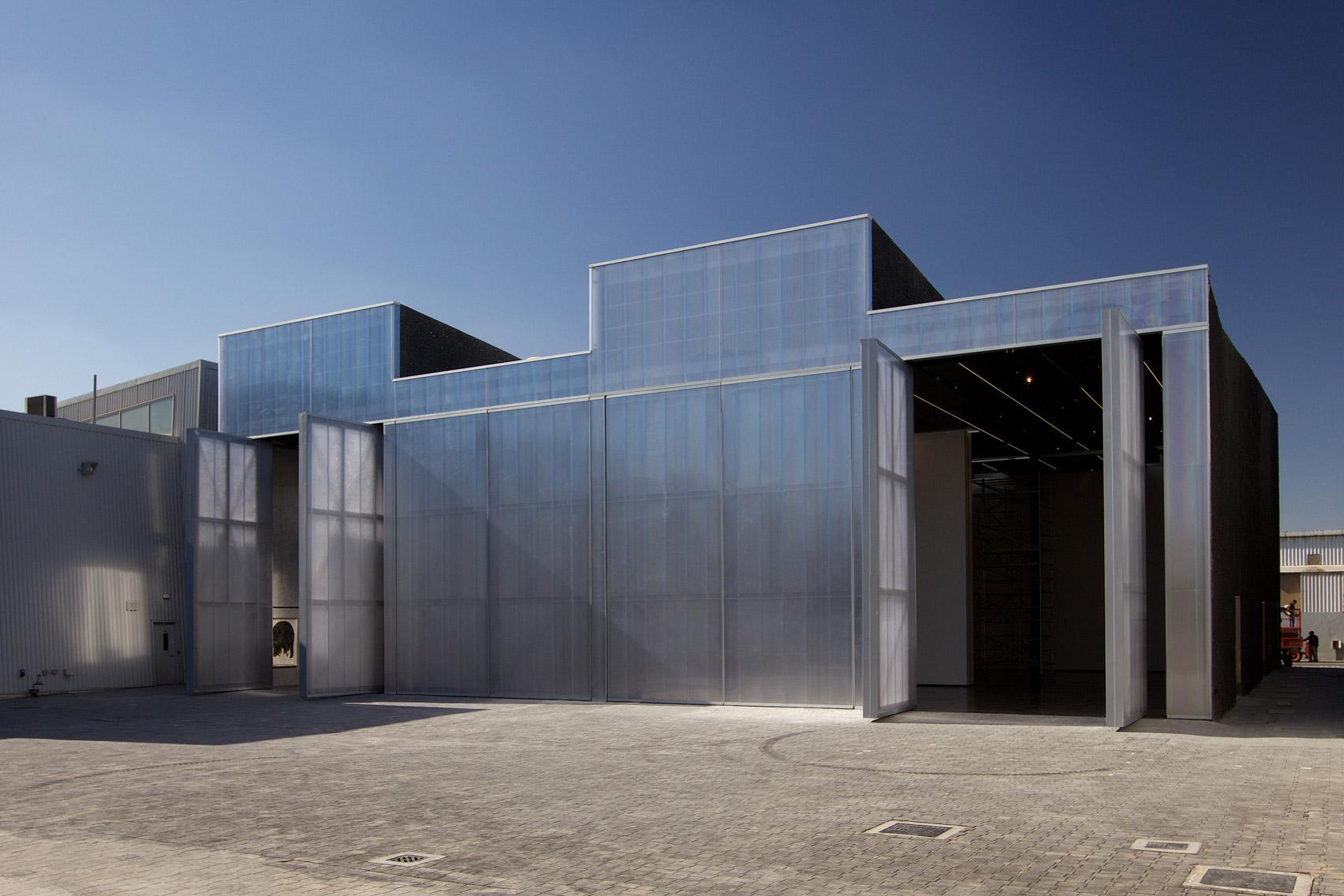 Galeria de arte en Dubai