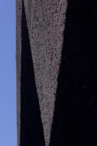 fachada posterior concrete oma
